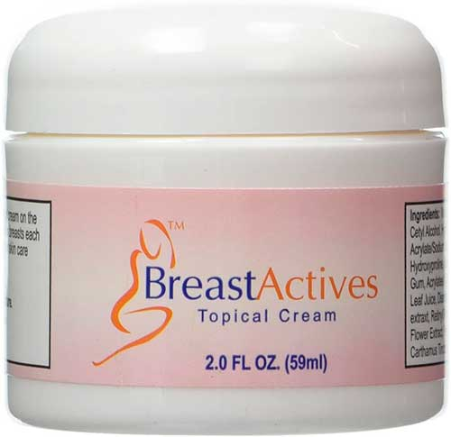breast actives topical cream